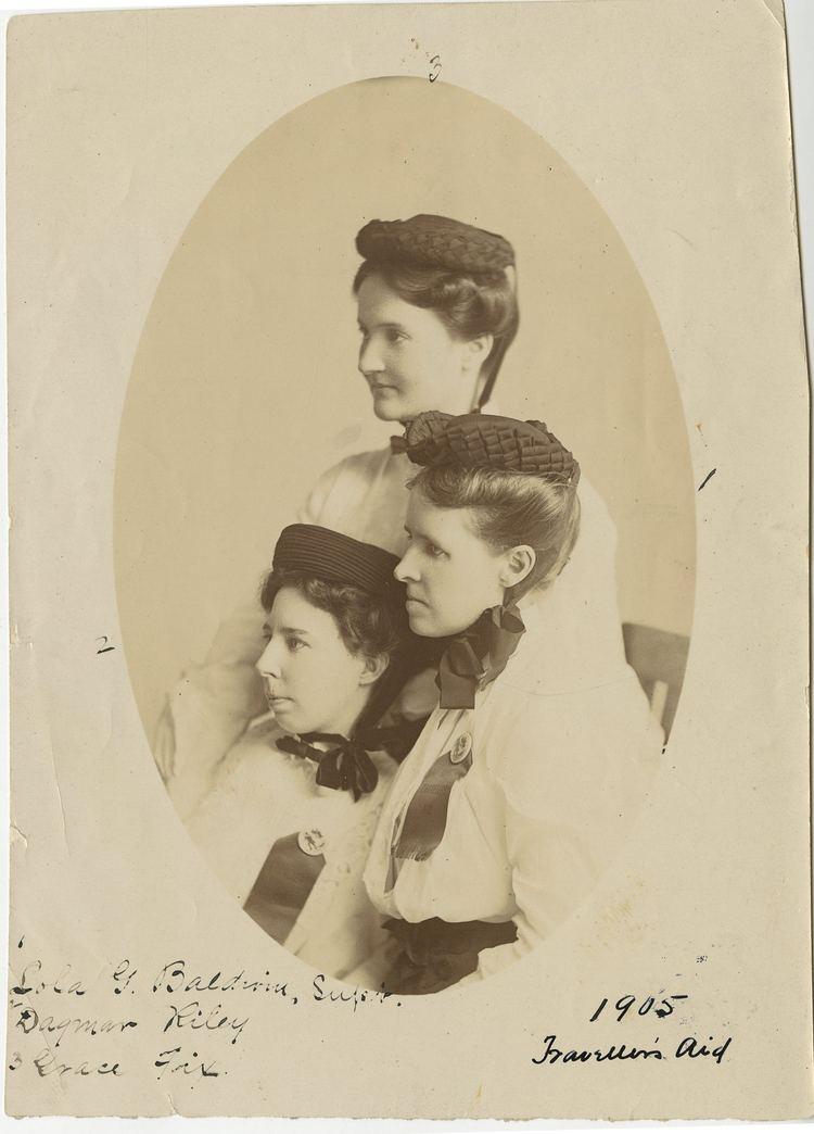 Lola Baldwin Lola Greene Baldwin 18601957