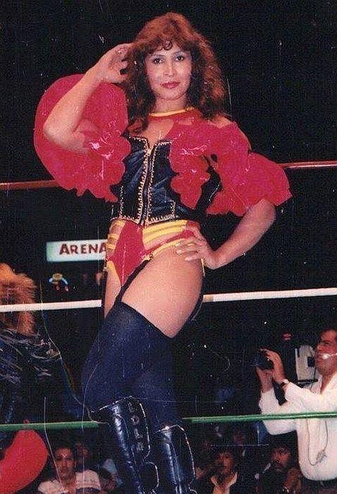 Lola Gonzales Lola Gonzales Mexican Female Wrestlers Luchadoras Pinterest