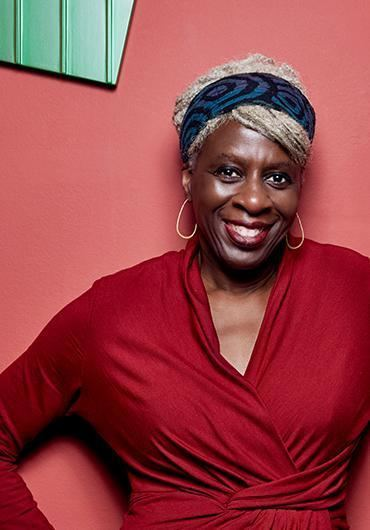 Lola Young, Baroness Young of Hornsey Baroness Lola Young Chair The Man Booker Prizes