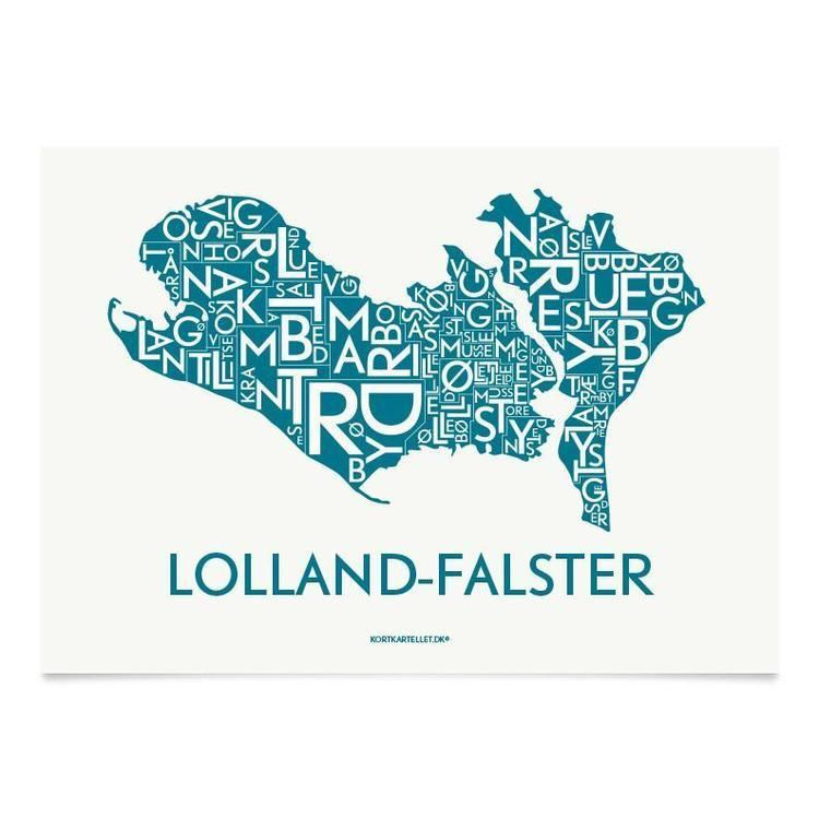 Lolland-Falster LOLLANDFALSTER Kortkartellet ApS