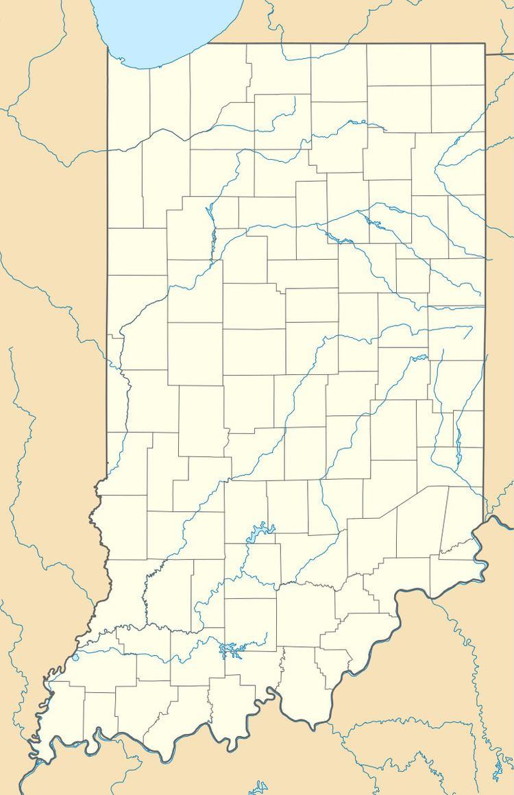 Lomax, Indiana