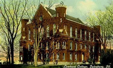 Lombard College Schools in Knox County HistoryPictures
