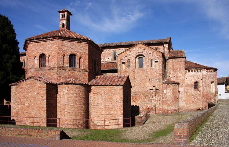 Lomello Baptistery of San Giovanni ad Fontes