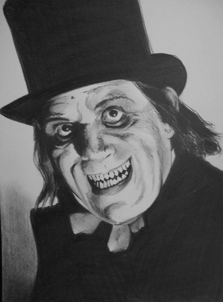 Lon Chaney London After Midnight Lon Chaney by smjblessing on