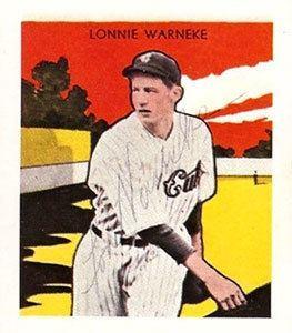 Lon Warneke Lon Warneke Baseball Stats by Baseball Almanac