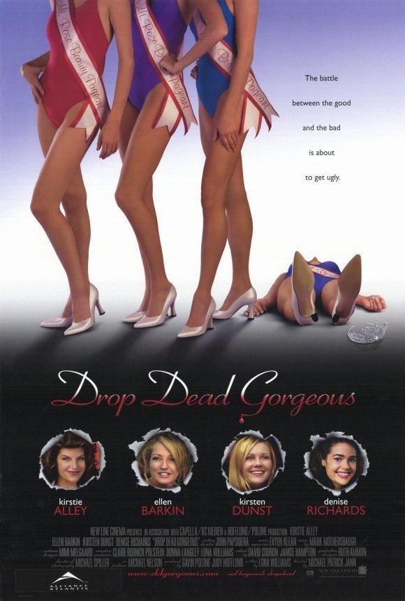 Lona Williams Script Drop Dead Gorgeous LA Screenwriter