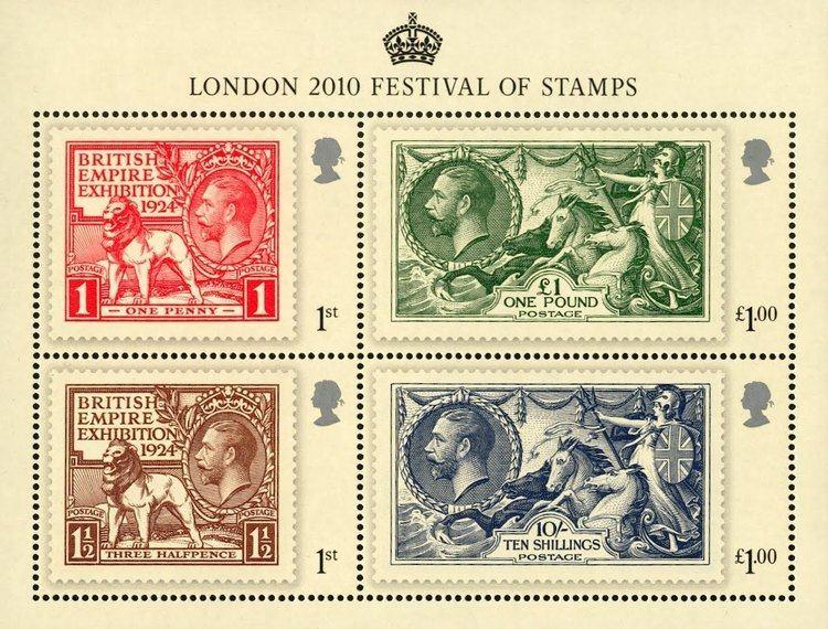 London 2010 International Stamp Exhibition
