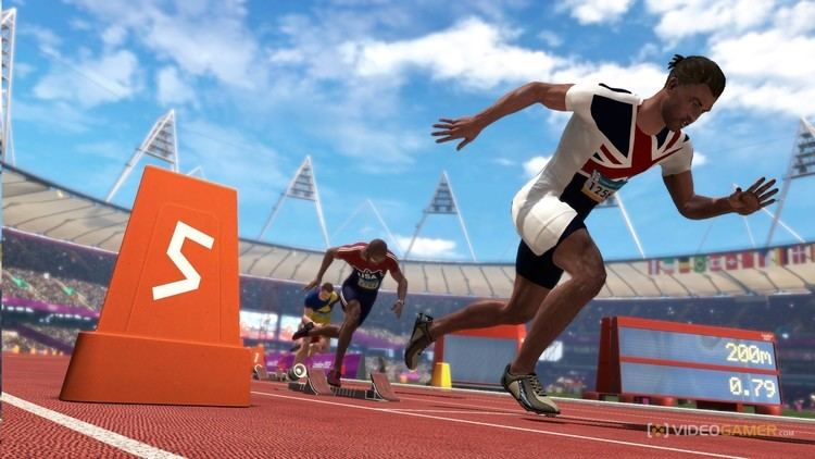 London 2012 (video game) London 2012 The Official Video Game of the Olympic Games