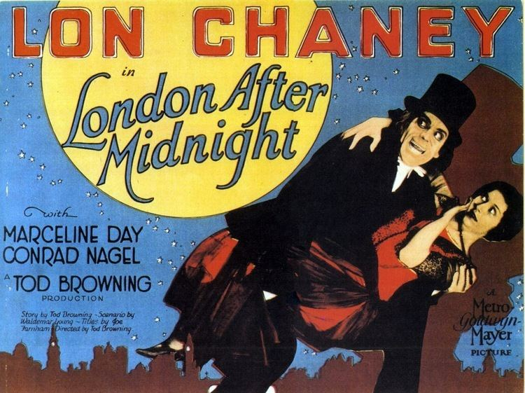 London After Midnight (film) London After Midnight A Lost Film