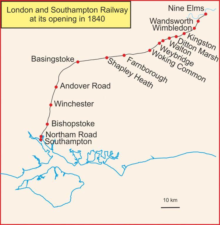 London and Southampton Railway