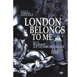 London Belongs to Me London Belongs to Me DVD 1948 Amazoncouk Richard