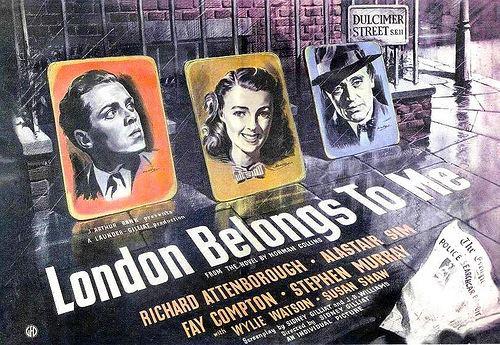 London Belongs to Me London Belongs To Me DVD NTSC Region 0