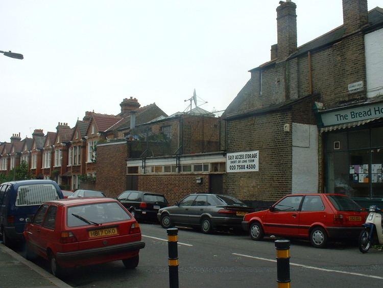 London Borough of Lambeth wwwmzaplanningcomwpcontentuploads2012071a