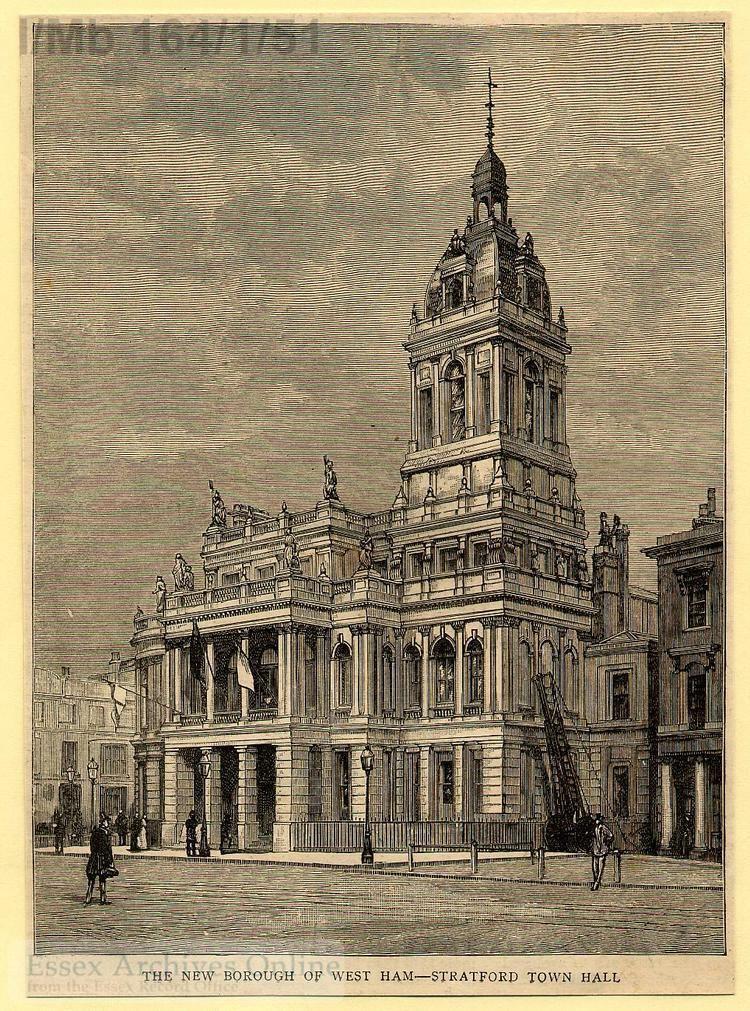London Borough of Redbridge in the past, History of London Borough of Redbridge