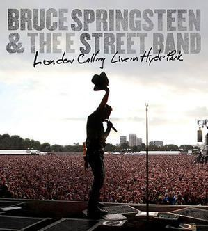 London Calling: Live in Hyde Park movie poster