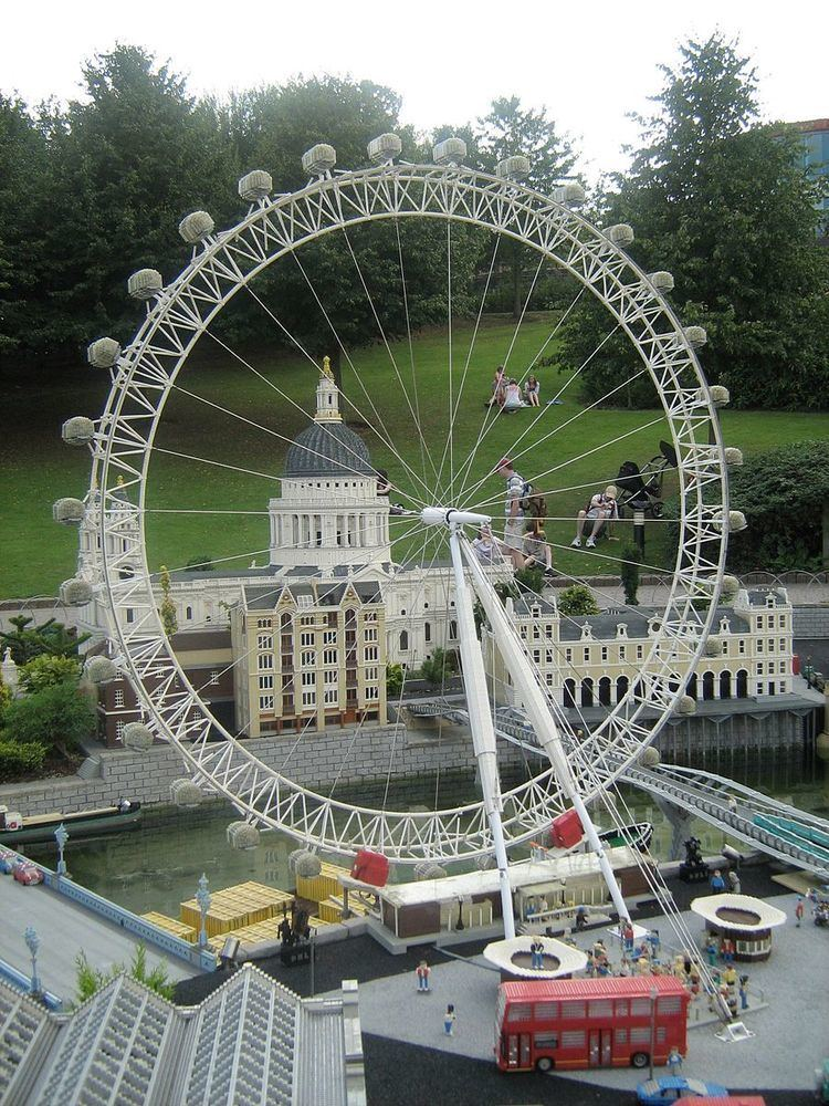 London Eye in popular culture