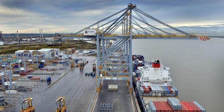 London Gateway CMA CGM Opts for DP World London Gateway World Maritime News
