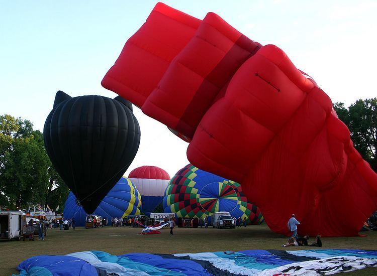 London International Hot Air Balloon Festival