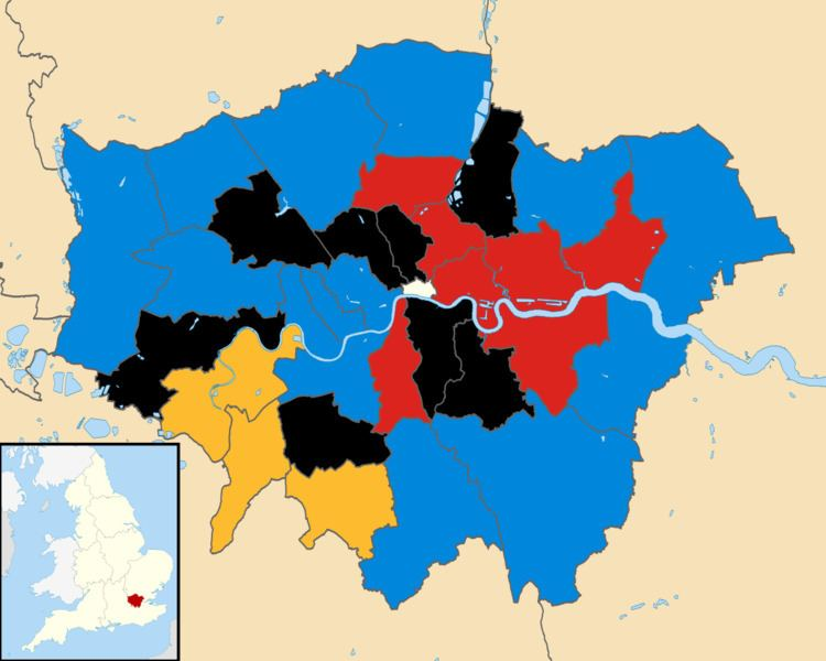 London local elections, 2006