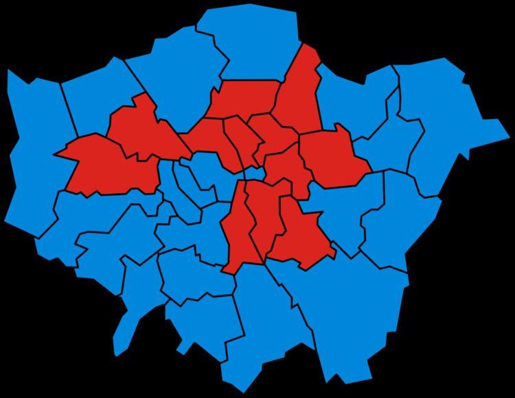 London mayoral election, 2008