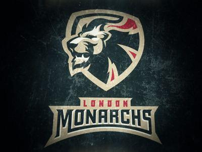 London Monarchs London Monarchs 3 by Fraser Davidson Dribbble