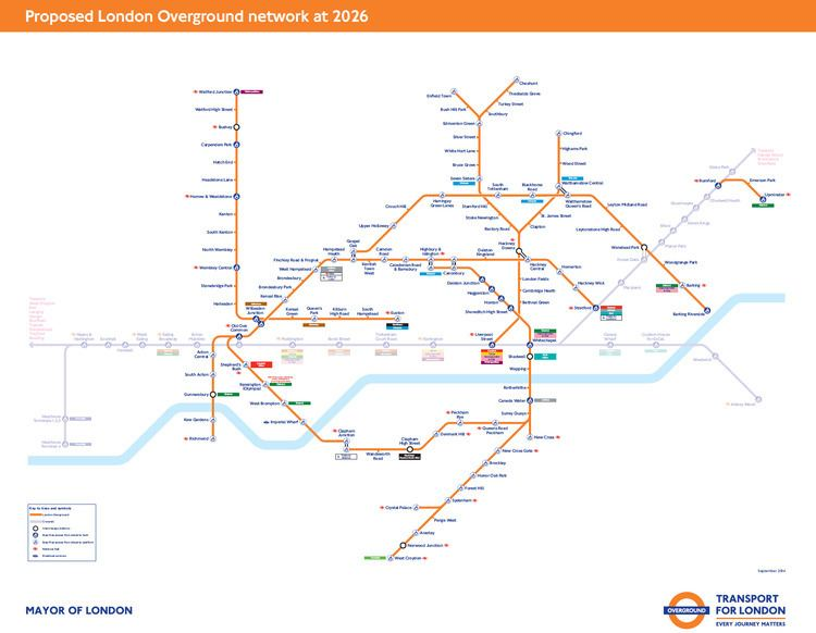 London Overground Have your say on a proposed London Overground station at Old Oak