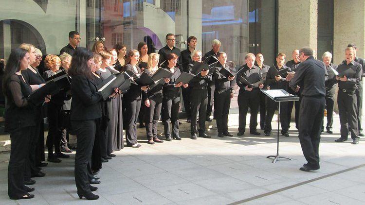 London Philharmonic Choir BBC Radio 3 London Philharmonic Choir The Choir Peace Day