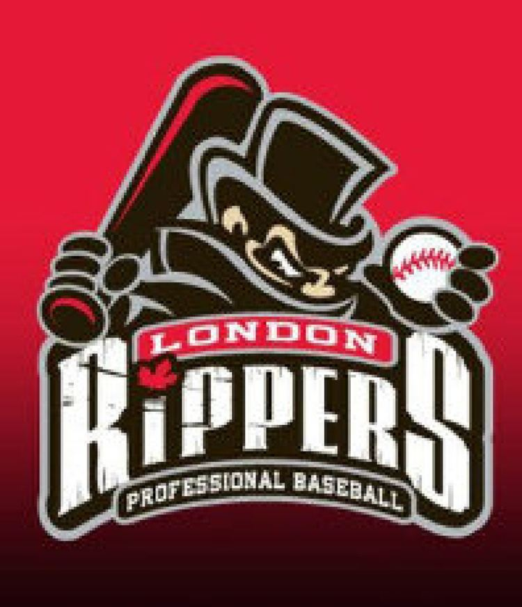 London Rippers London Rippers39 baseball team name and logo buzzing in US