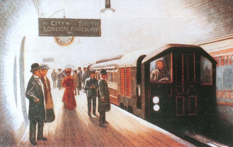 London Underground 1900 and 1903 Stock
