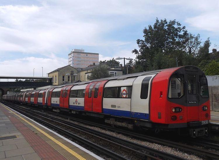 London Underground 1995 Stock