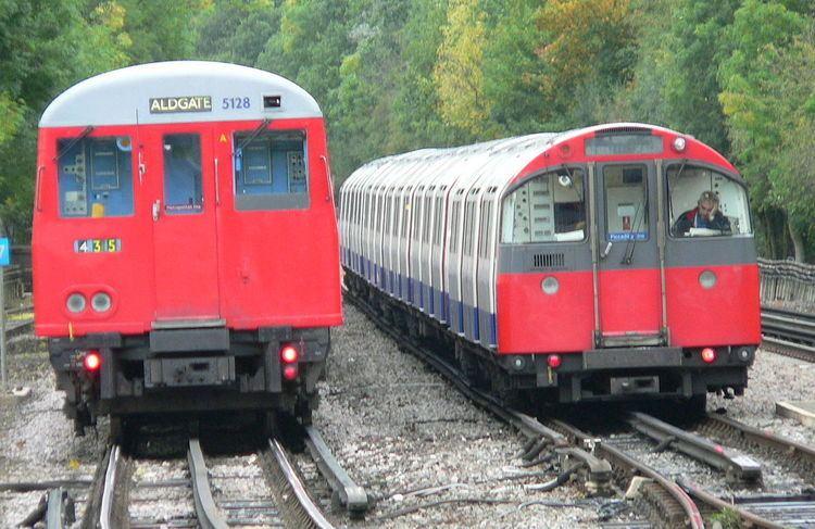 London Underground infrastructure