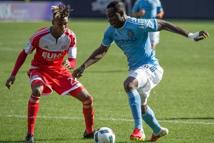 London Woodberry London Woodberry finds new home with New England Revolution The