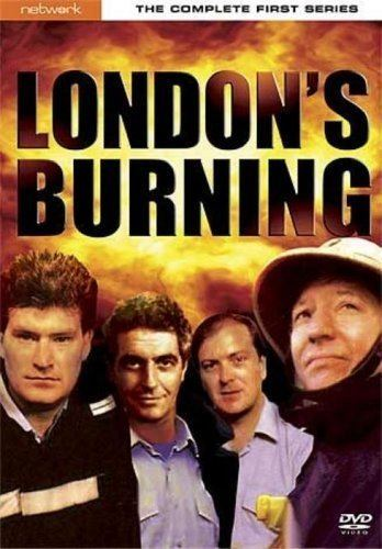 London's Burning (TV series) London39s Burning The Complete Fourth Series DVD Amazoncouk