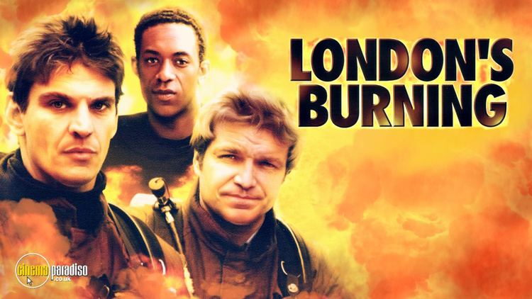 London's Burning (TV series) London39s Burning 19882002 TV Series CinemaParadisocouk