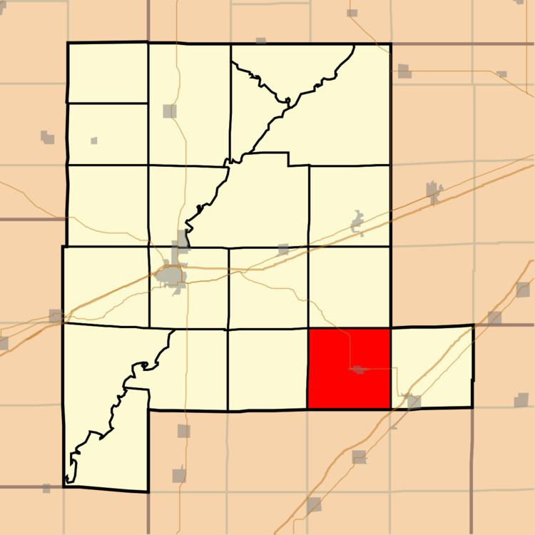 Lone Grove Township, Fayette County, Illinois