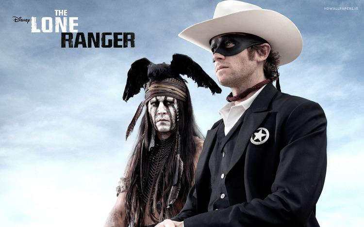 Lone Ranger Review The Lone Ranger The Movie Blog