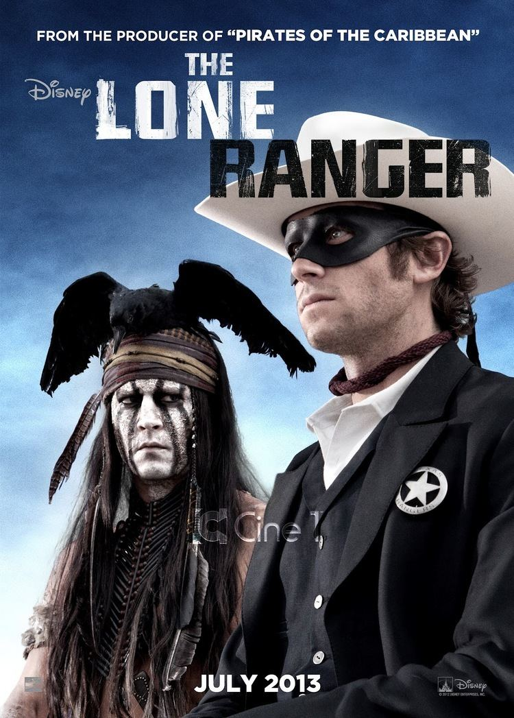 Lone Ranger Gregory Hood reviews quotThe Lone Rangerquot CounterCurrents Publishing