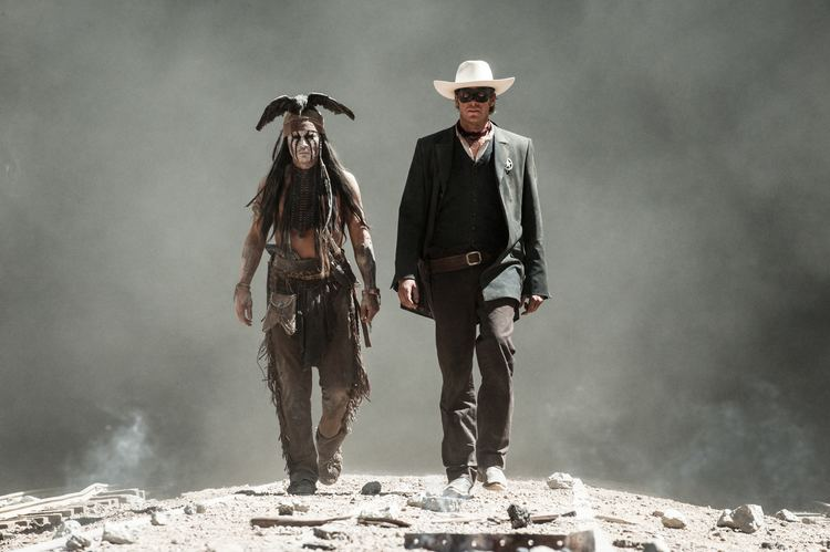 Lone Ranger The Lone Ranger39s Lonely Defenders Critics Ride to the Maligned