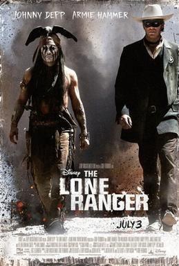 Lone Ranger The Lone Ranger 2013 film Wikipedia