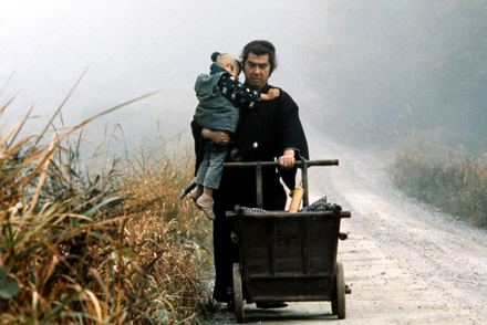 Lone Wolf and Cub: Baby Cart at the River Styx DVD Savant Bluray Review Lone Wolf and Cub Complete 6Film Bluray