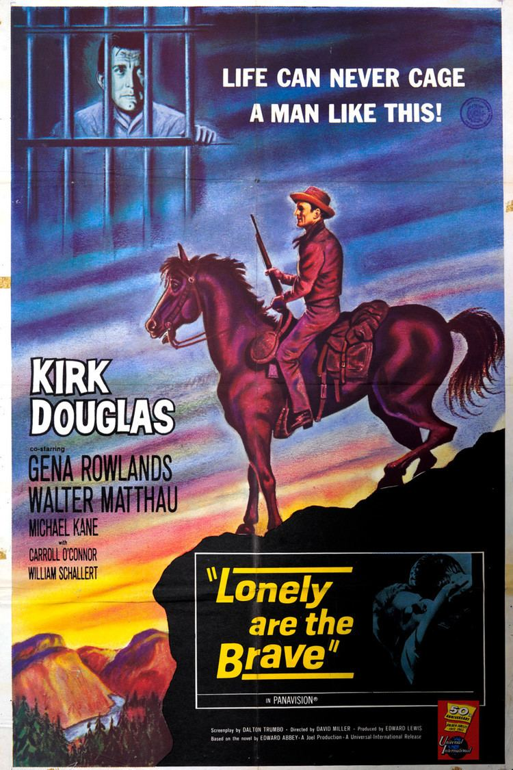 Lonely Are the Brave wwwgstaticcomtvthumbmovieposters237p237pv