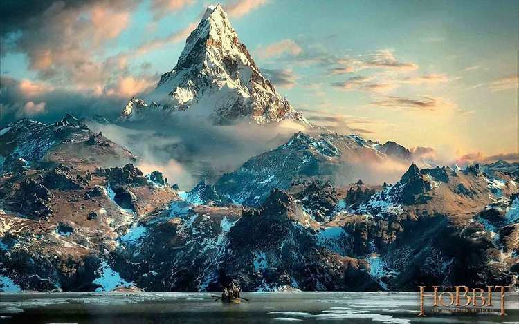 Lonely Mountain 1000 images about Lonely Mountain on Pinterest An adventure