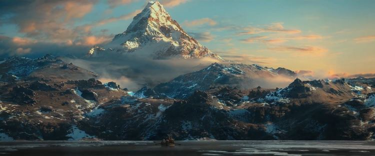 Lonely Mountain The Evolution of the Lonely Mountain in Peter Jackson39s The Hobbit
