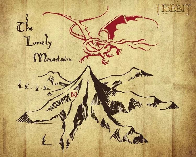 Lonely Mountain Pavi39s Blog The Lonely Mountain Erebor