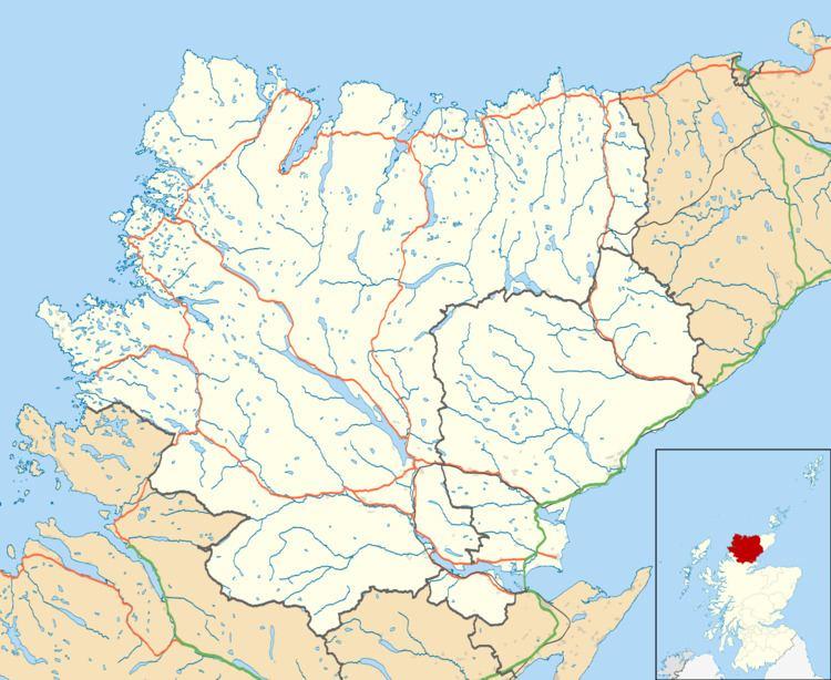 Lonemore, Sutherland