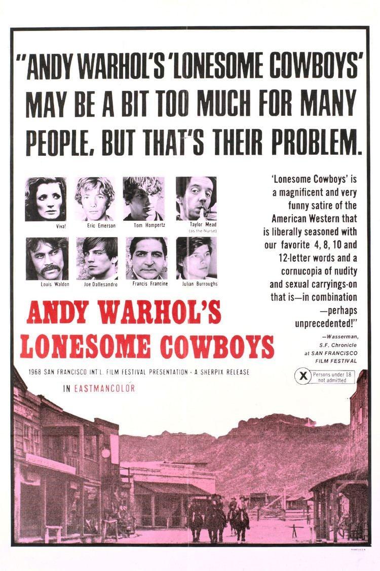 Lonesome Cowboys wwwgstaticcomtvthumbmovieposters69858p69858