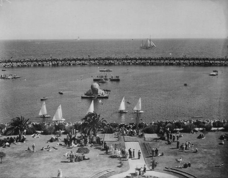 Long Beach, California in the past, History of Long Beach, California