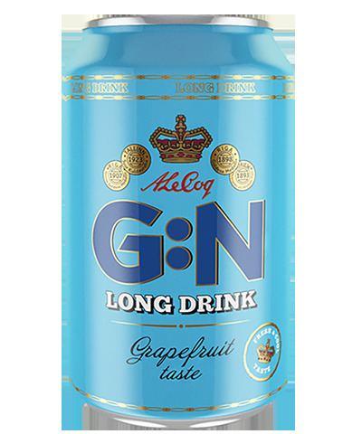 Long drink GN Long Drink Grapefruit A Le Coq