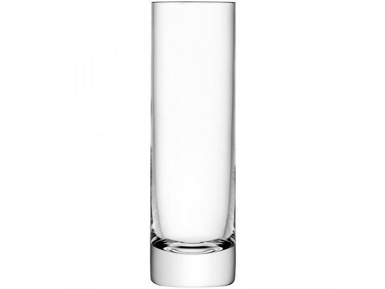 Long drink Long Drink Glass X 4 Clear Handmade Glass Bar Collection 250ml