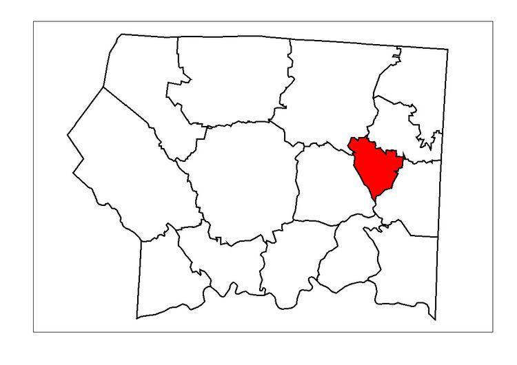 Long Hill Township, Surry County, North Carolina